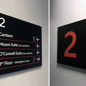 Wayfinding & Directional Signs